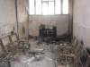 9 Nov. 2012burnt office in our Qatf Al-Zahour Private School in Ras Al-Ayn (1)